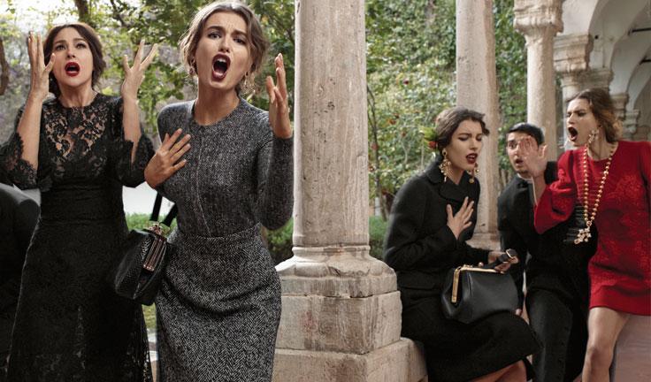 Le donne italiane viste dagli stranieri