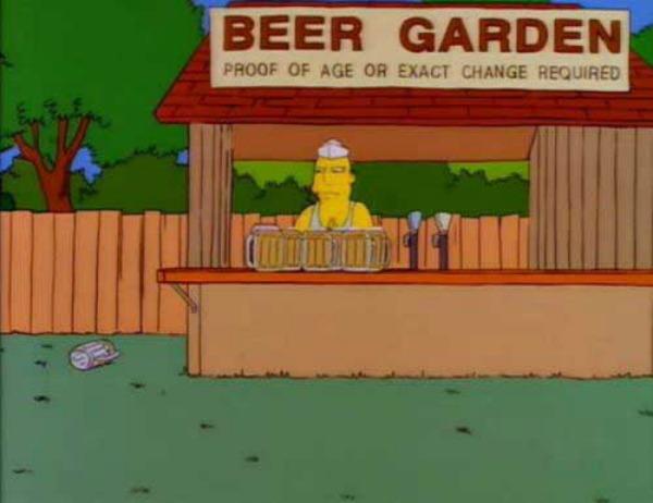 insegne dei Simpson 5