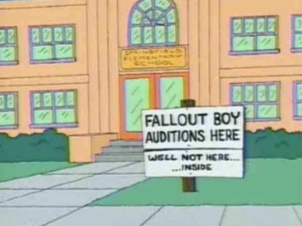 insegne dei Simpson 7