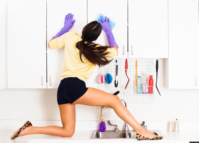Test: scopri quanto sei maniaco della pulizia