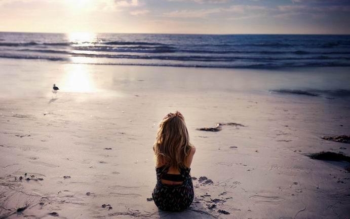 Come riconoscere un ansioso in spiaggia