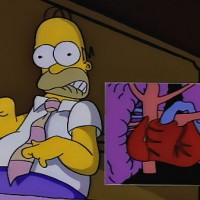 La paura dell'infarto